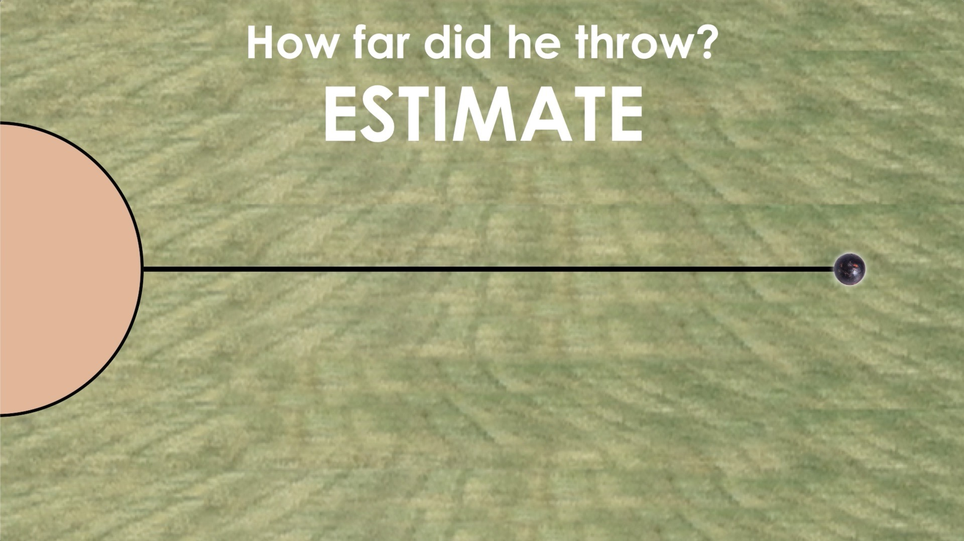 Shot Put 02 Sense Making Estimates and Prompt image sm