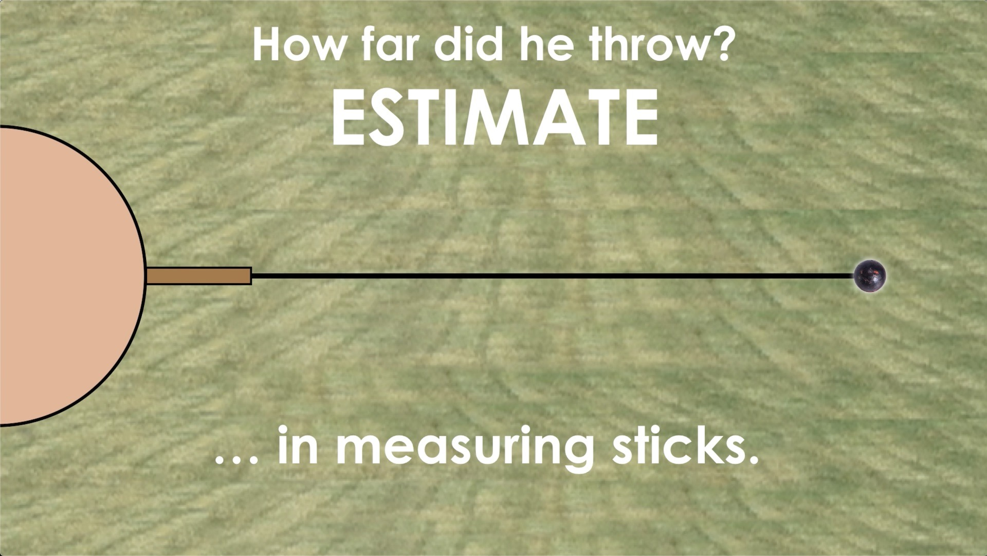 Shot Put 03 Sense Making Estimates and Prompt image 2 sm