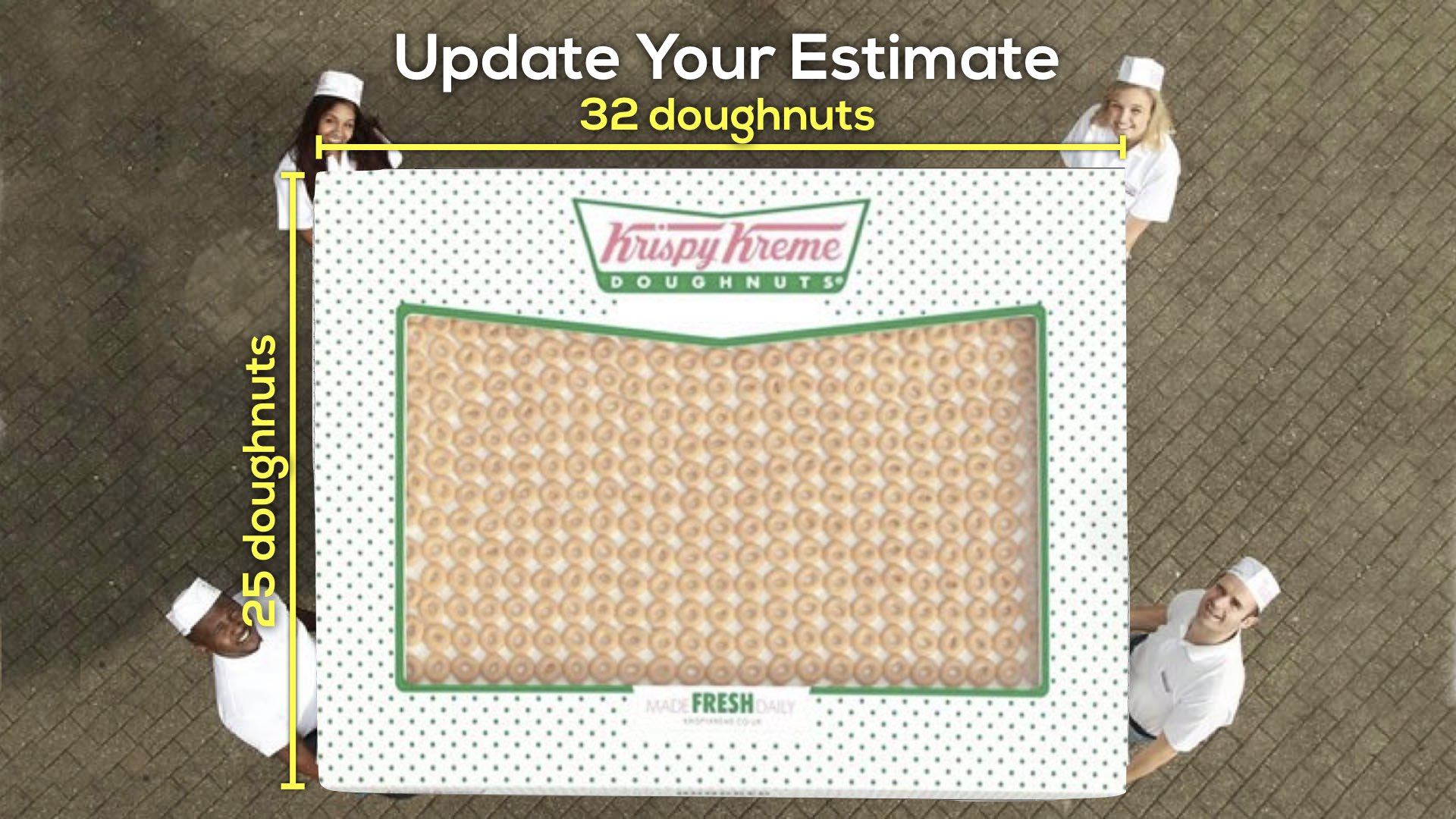 Donut Delight Day 1 Images.005 Update Your Estimate