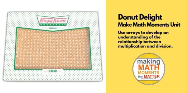MMM Task - Donut Delight - Featured Image