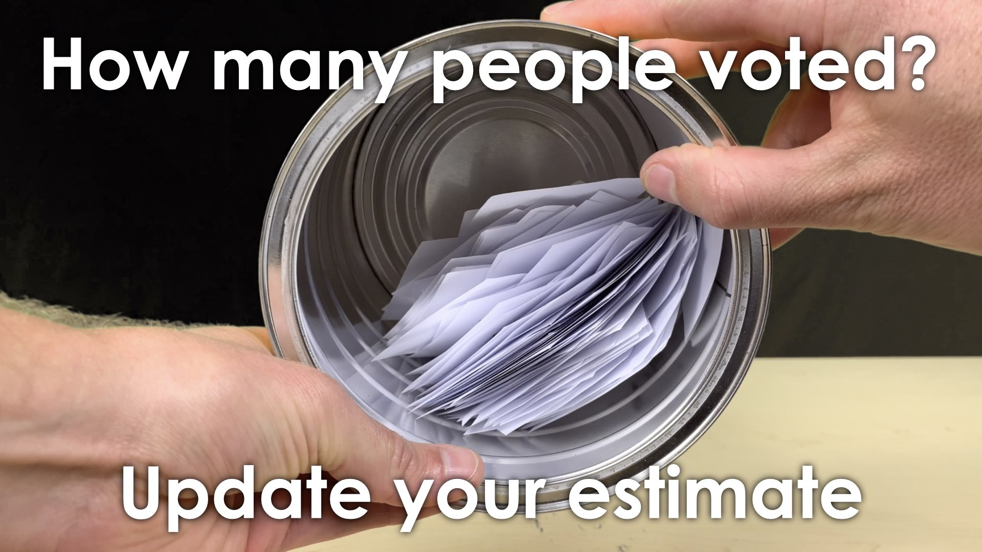 MMM Voting Booth Lesson.017 SPARK update esimate