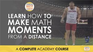 Make Math Moments From A Distance Featured Image.001