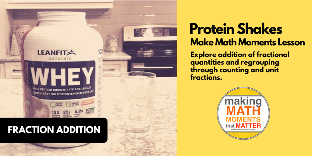 MMM Task - Protein Shakes - Featured Image