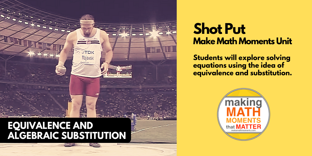 MMM Task - Shot Put - Featured Image