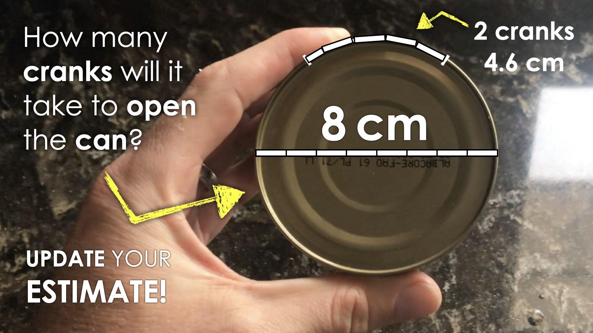 Open Sesame - 4 - Sense Making - Craft A Productive Struggle - Info to Update Estimate