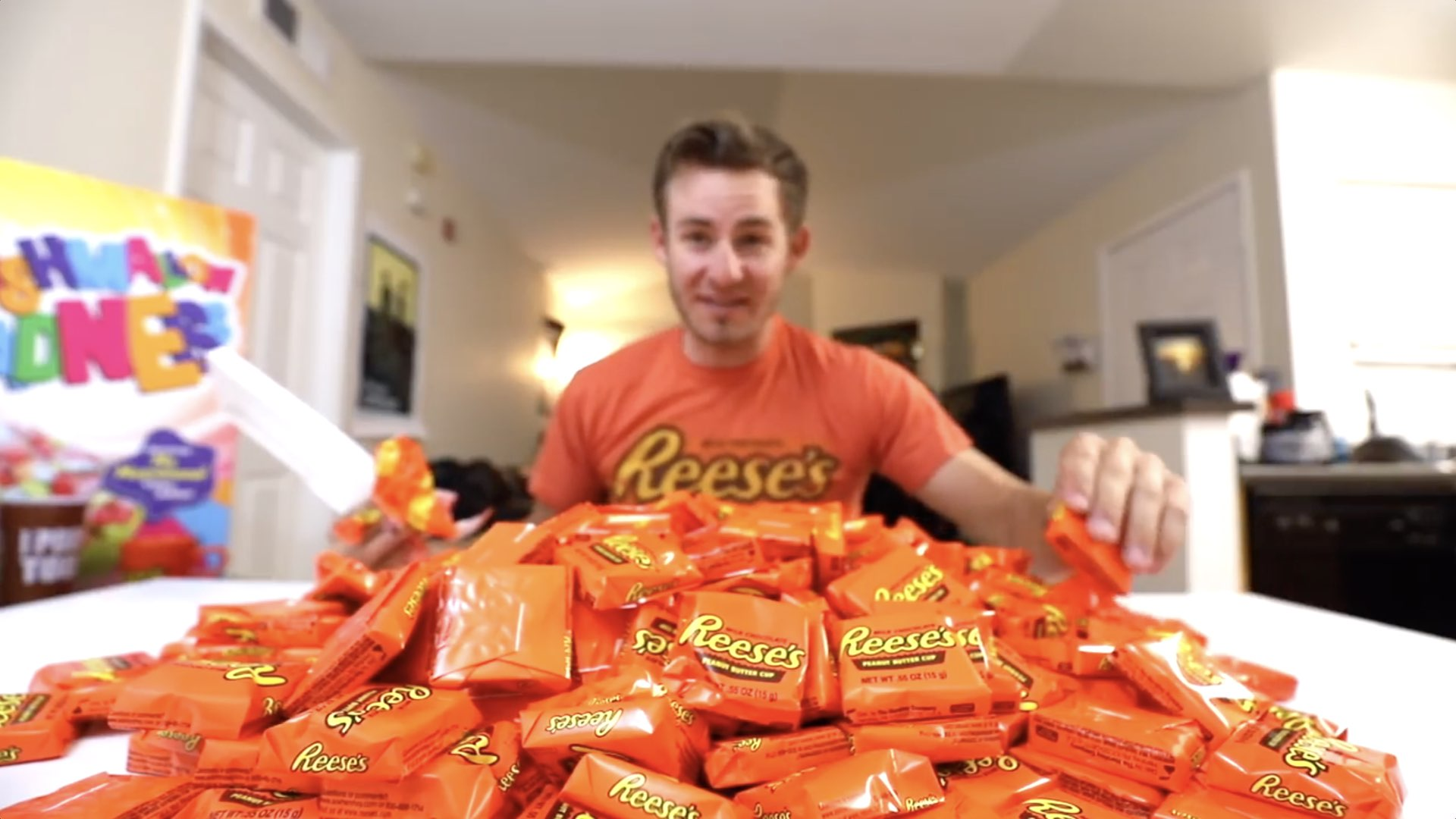 Reeses Peanut Butter Cups [Day 1] - 03 - Spark Image Prompt and Estimate