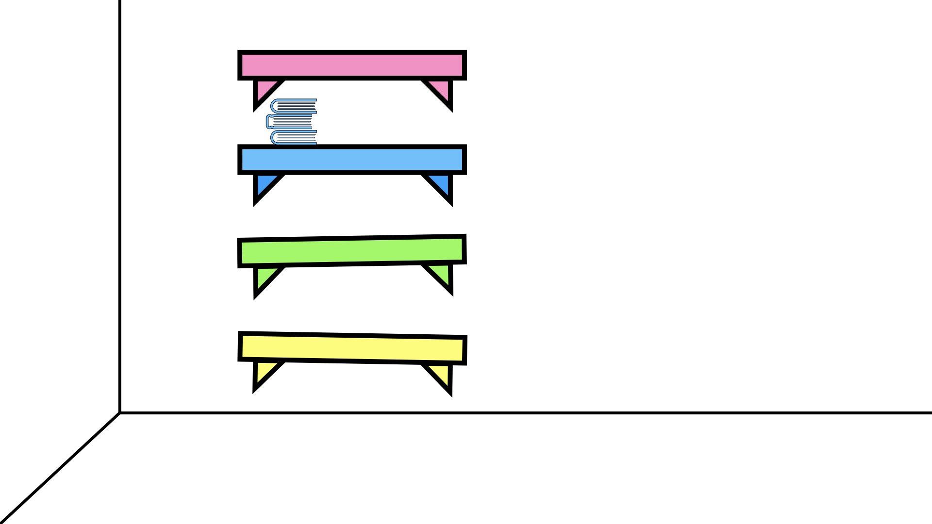 Sliding Shelves - 02 - Spark Image 1