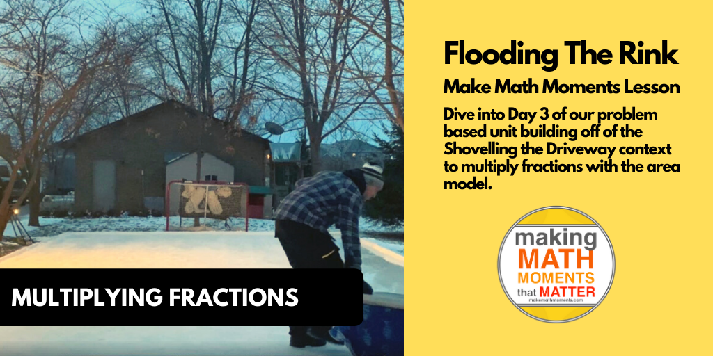 Flooding The Rink - Shovelling The Driveway [Day3] - Featured Image
