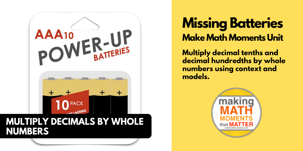 MMM Task – Missing Batteries - Featured Image