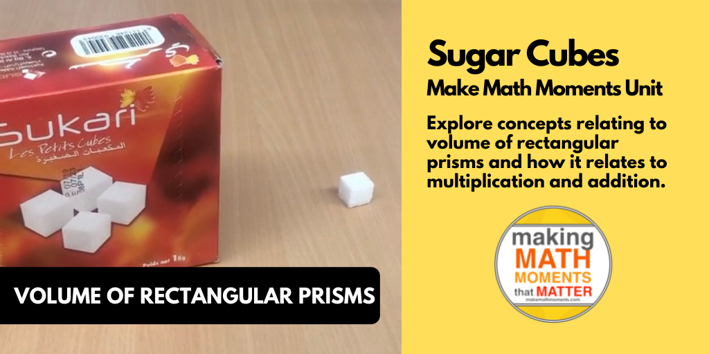 MMM Task – Sugar Cubes - Featured Image
