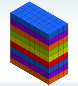 Sugar Cubes [Day 1] - Sugar Cubes Lesson 12 Sense Making Student Approach 1