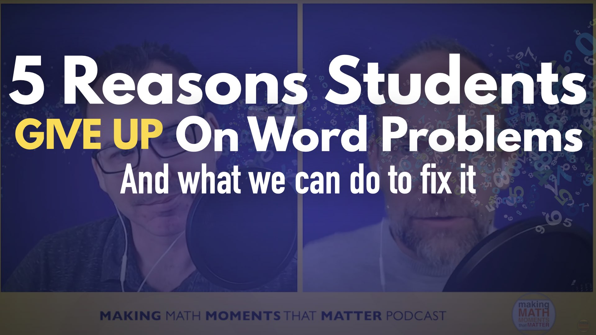 5 Reasons Students Struggle With Word Problems & What We Can Do To Fix It