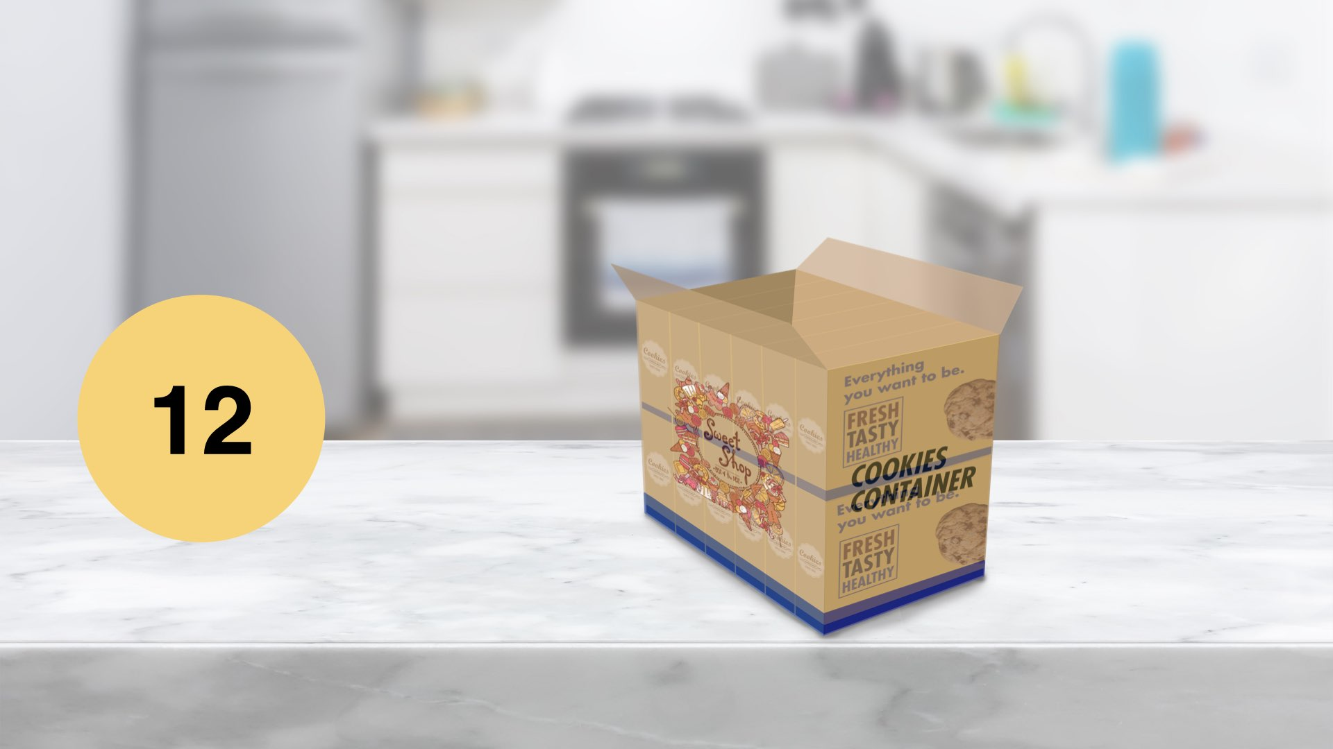 Girl Guide Cookies [Day 3] - How Many Boxes - 08 - Next Moves - Reveal Image