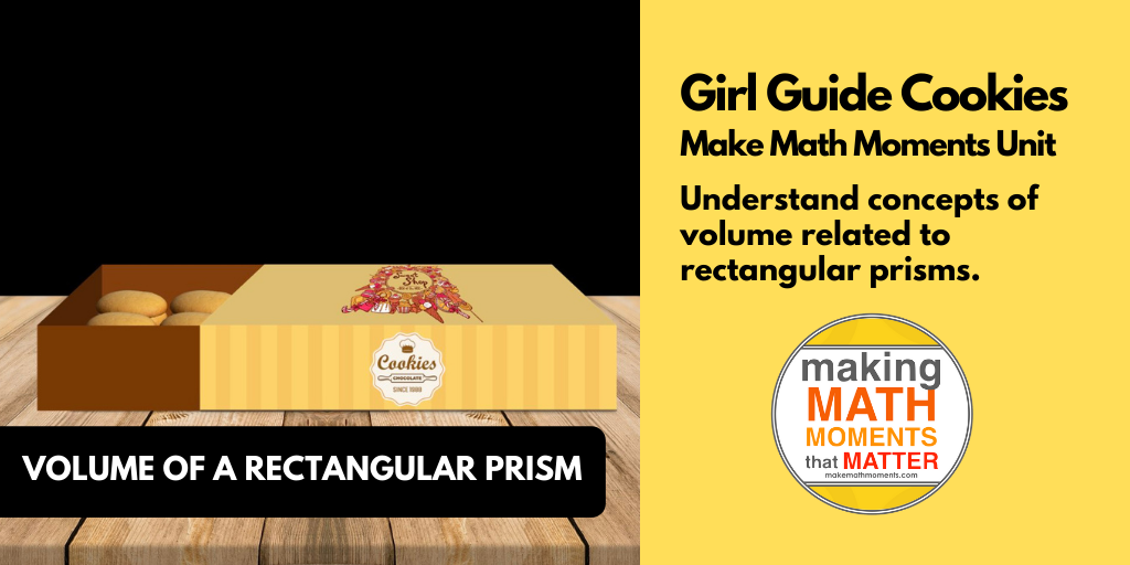 MMM Task – Girl Guide Cookies - Featured Image