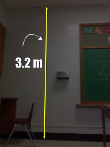 Squares To Triangles [Day 4] - classroom-height