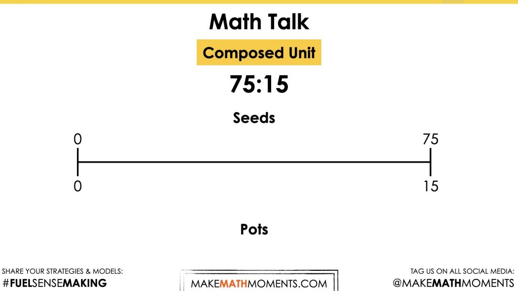 Planting Flowers [Day 5] - Show Your Growth - 02 - Math Talk - Problem 1 Image 1